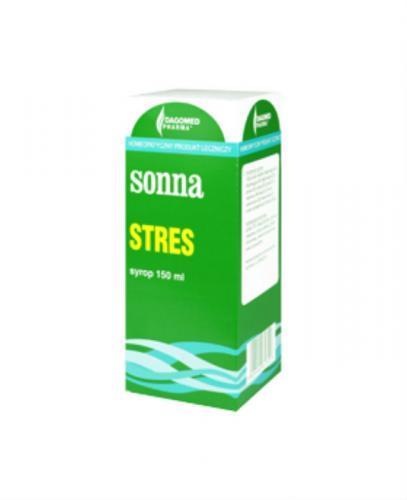 DAGOMED Sonna stres - 150 ml   - Apteka internetowa Melissa