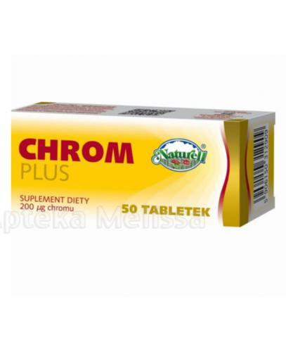 CHROM PLUS 0,2 mg - 50 tabl. - Apteka internetowa Melissa