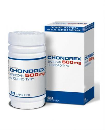 CHONDREX - 60 kaps.