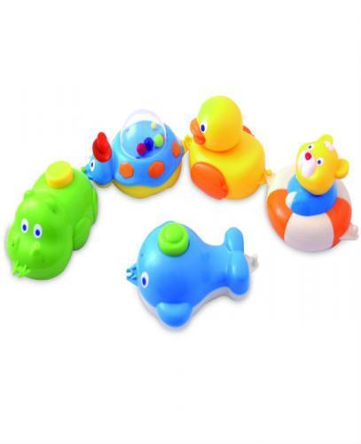 CANPOL Zabawki do kąpieli 2/594 - Apteka internetowa Melissa