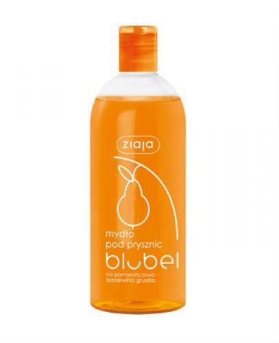 ZIAJA BLUBEL Mydło pod prysznic brzoskwinia gruszka - 500 ml