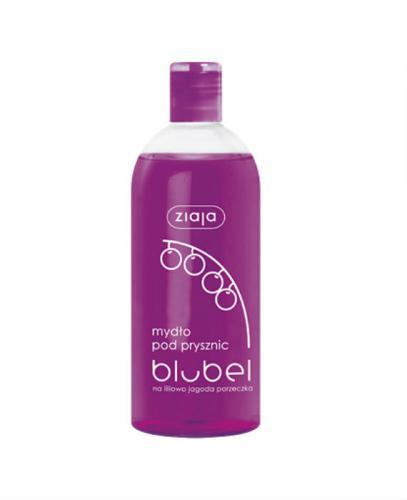 ZIAJA BLUBEL Mydło pod prysznic jagoda porzeczka  - 500 ml - Apteka internetowa Melissa