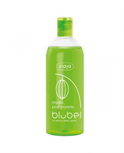 ZIAJA BLUBEL Mydło pod prysznic jabłko agrest  - 500 ml - Apteka internetowa Melissa