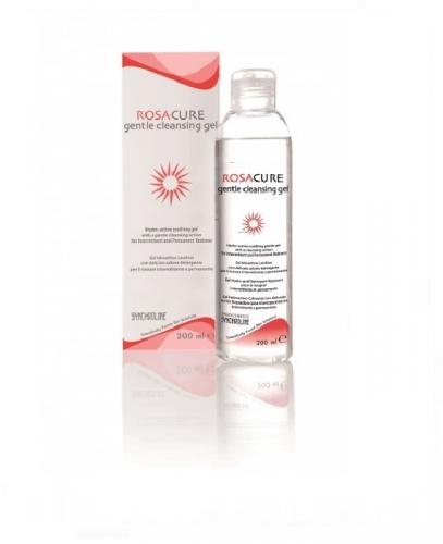 SYNCHROLINE ROSACURE Gel do twarzy - 200 ml