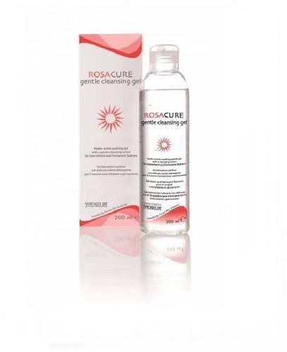 SYNCHROLINE ROSACURE Gel do twarzy - 200 ml