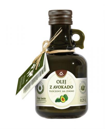 Olej z awokado - 250 ml - Apteka internetowa Melissa