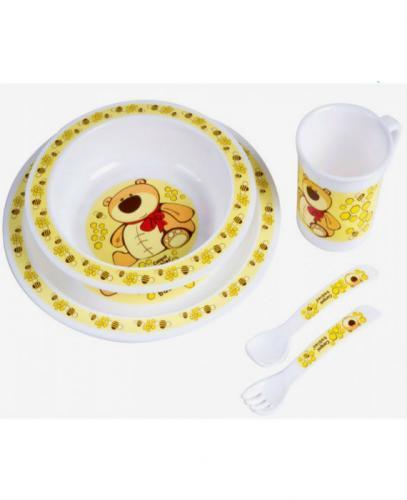 CANPOL Plastikowy zestaw stołowy 4/401 - 1 szt. - Apteka internetowa Melissa