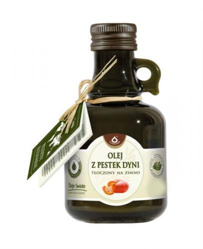 Olej z pestek dyni - 250 ml - Apteka internetowa Melissa