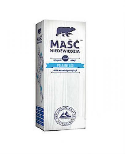 MAŚĆ NIEDŹWIEDZIA Polarny lód - 100 ml - Apteka internetowa Melissa