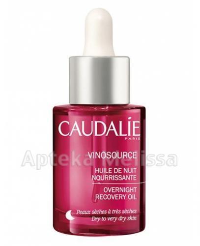 CAUDALIE VINOSOURCE Odżywczy olejek na noc - 30 ml 163 - Apteka internetowa Melissa