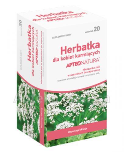 APTEO NATURA FIX Herbatka dla kobiet karmiących - 20 sasz.