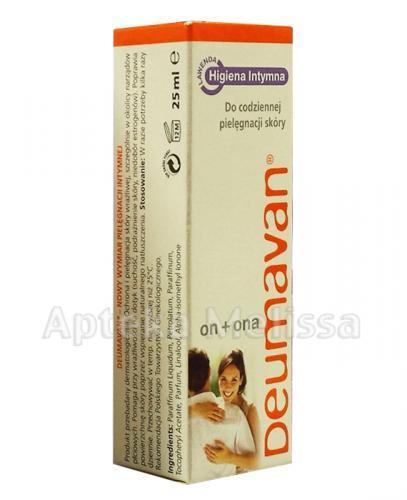 DEUMAVAN Lawendowy - 25 ml