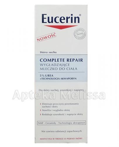 EUCERIN COMPLETE REPAIR Wygładzające mleczko do ciała - 250 ml  - Apteka internetowa Melissa