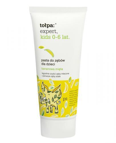 TOŁPA EXPERT KIDS 0-6 LAT Pasta do zębów dla dzieci - 50 ml
