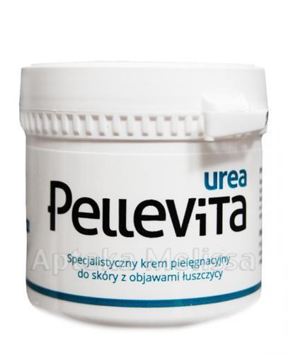 PELLEVITA UREA Krem - 100 ml - Apteka internetowa Melissa