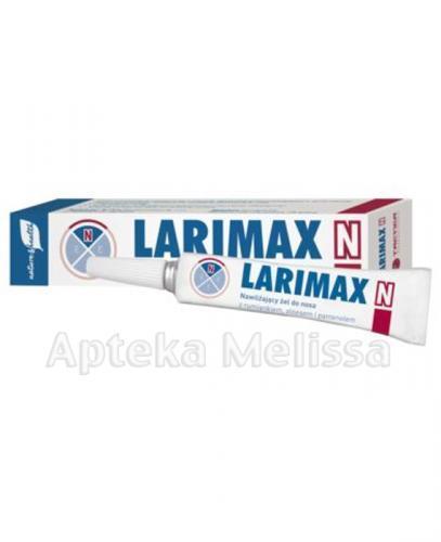 LARIMAX N Żel do nosa - 12 g - Apteka internetowa Melissa