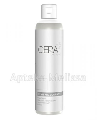 CERA PLUS ANTIAGING Płyn micelarny - 200 ml - Apteka internetowa Melissa