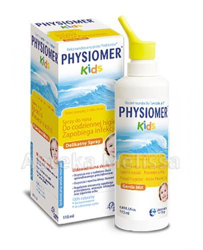 PHYSIOMER KIDS Spray - 115 ml - Apteka internetowa Melissa