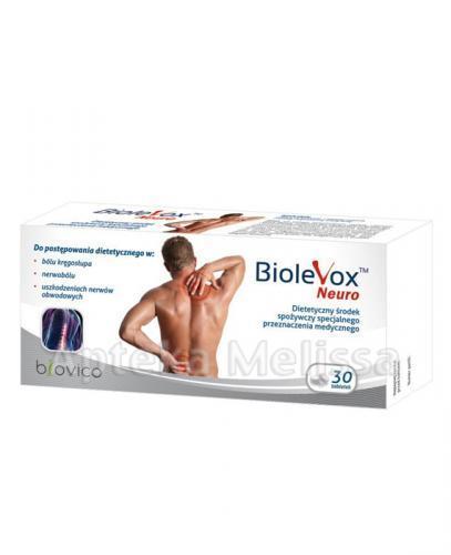 BIOLEVOX NEURO - 30 tabl.