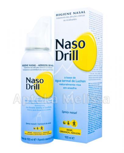 NASODRILL Spray do nosa - 100 ml - Apteka internetowa Melissa