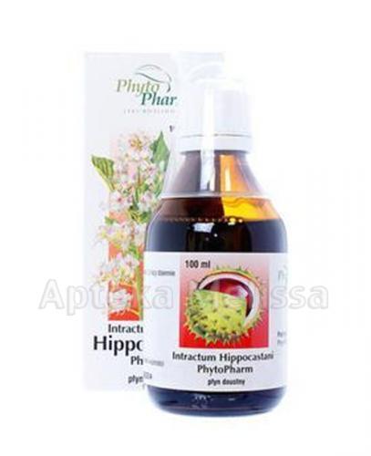 INTRACTUM HIPPOCASTANI Płyn doustny - 100 ml - Apteka internetowa Melissa