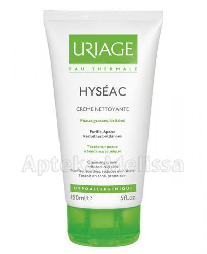 URIAGE HYSEAC Krem oczyszczający - 150 ml - Apteka internetowa Melissa