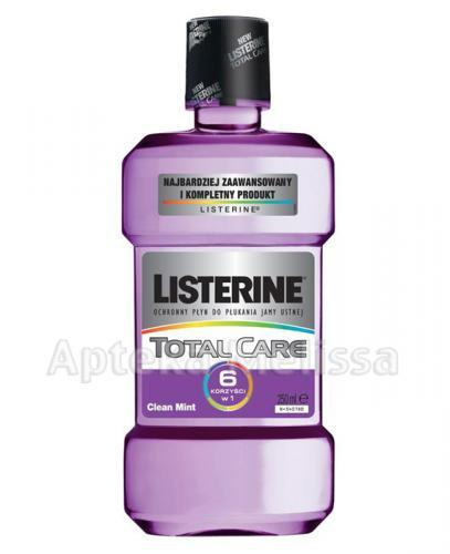 LISTERINE TOTAL CARE - 250 ml - Apteka internetowa Melissa