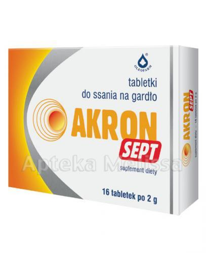 OLEOFARM AKRON SEPT - 16 tab.