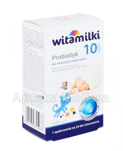 COLFARM WITAMILKI PROBIOTYK Krople - 5 ml