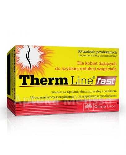 OLIMP THERM LINE FAST - 60 tabl.