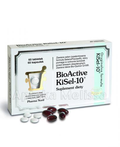 BIO-ACTIVE KISIEL-10 - 60 tabl. + 60 kaps.