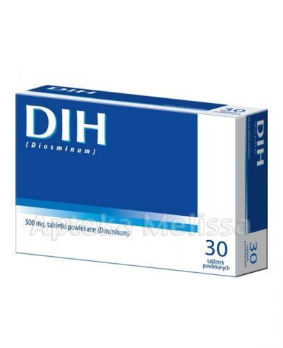 DIH 500 mg - 30 tabl.