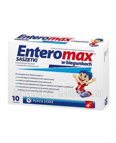 ENTEROMAX - 10 sasz.