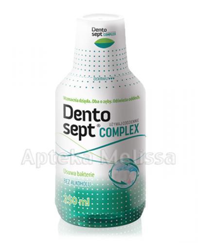 DENTOSEPT COMPLEX Płyn -250 ml - Apteka internetowa Melissa