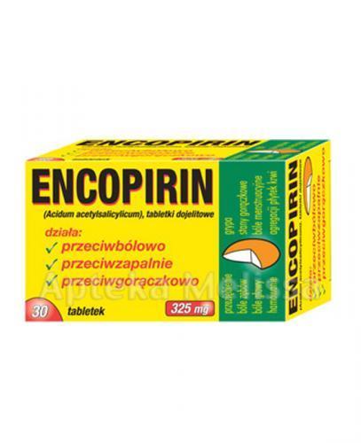 ENCOPIRIN 325 mg - 30 tabl. - Apteka internetowa Melissa
