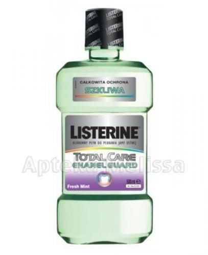 LISTERINE TOTAL CARE ENAMEL GUARD - 500 ml - Apteka internetowa Melissa