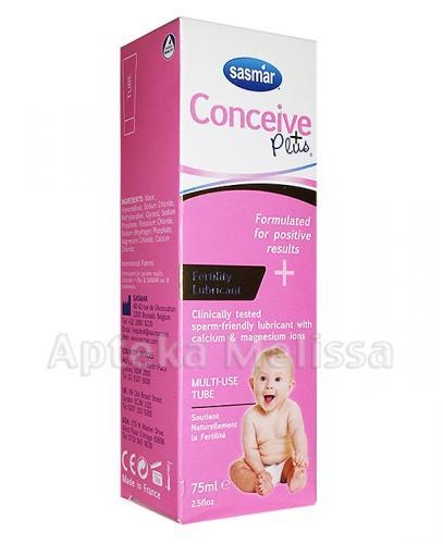 CONCEIVE PLUS Lubrykant - 75 ml - Apteka internetowa Melissa