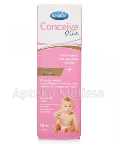 CONCEIVE PLUS Lubrykant - 30 ml - Apteka internetowa Melissa