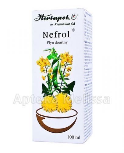 NEFROL Płyn doustny - 100 g - Apteka internetowa Melissa