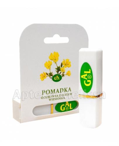 GAL Pomadka do ust z olejem z wiesiołka - 4,3 g - Apteka internetowa Melissa