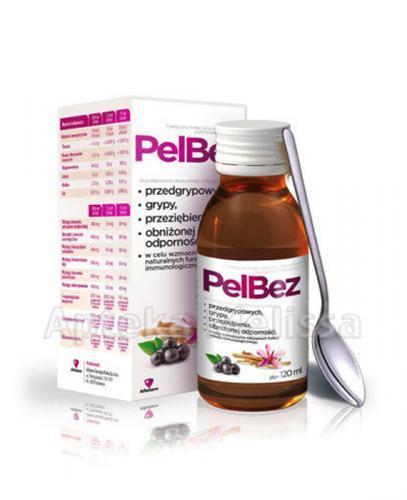 PELBEZ Syrop - 120 ml  - Apteka internetowa Melissa