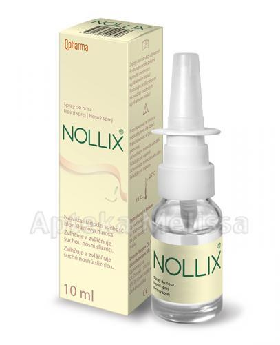 NOLLIX Spray - 10 ml - Apteka internetowa Melissa