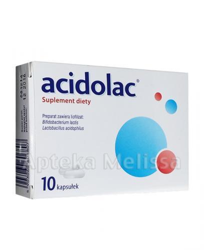 ACIDOLAC - 10 kaps.