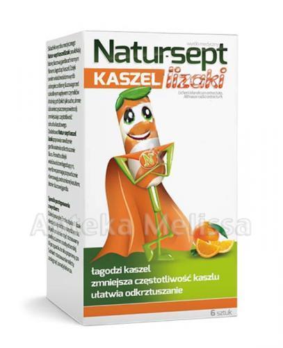 NAUTR-SEPT KASZEL Lizaki - 6 szt.