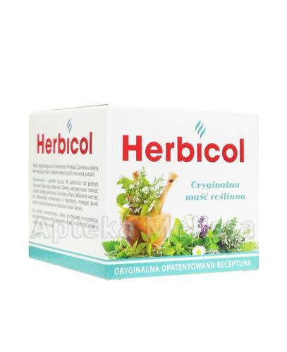 HERBICOL Maść rozgrzewająca - 75 ml