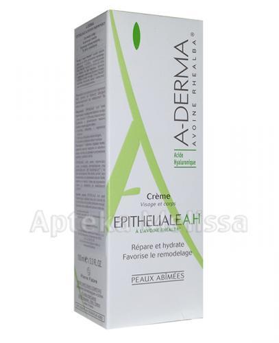 A-DERMA EPITHELIALE Krem regenerujący - 100 ml (ADERMA)