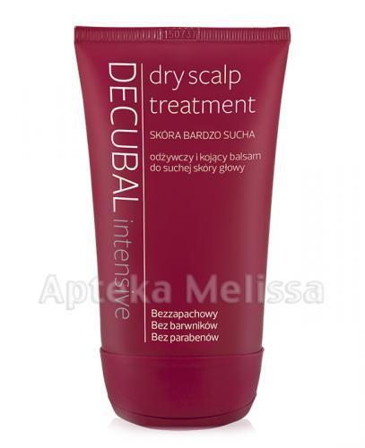 DECUBAL DRY SCALP TREATMENT Odżywczy i kojący balsam do suchej skóry głowy - 150 ml - Apteka internetowa Melissa