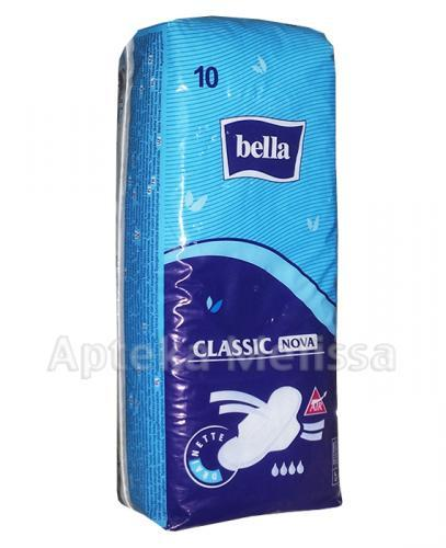 BELLA CLASSIC NOVA Podpaski - 10 szt. - Apteka internetowa Melissa