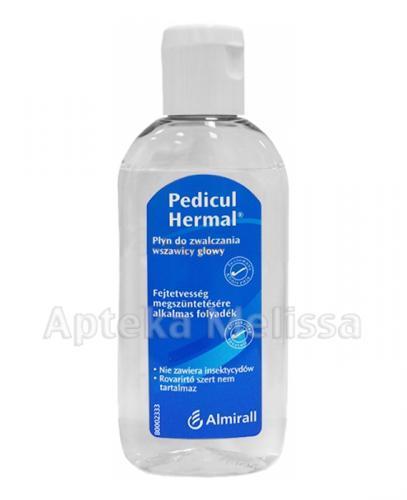 PEDICUL HERMAL Płyn do zwalczania wszawicy - 100 ml - Apteka internetowa Melissa
