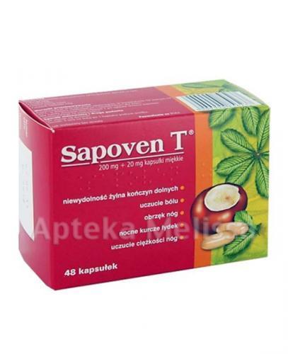 SAPOVEN T - 48 kaps.